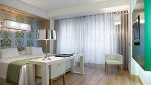 Habitación de un hotel NH