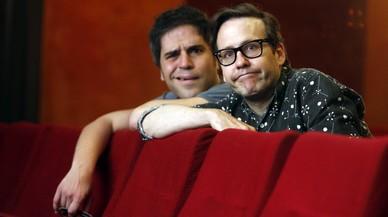 Joaquín Reyes i Ernesto Sevilla parlen amb els lectors d'EL PERIÓDICO