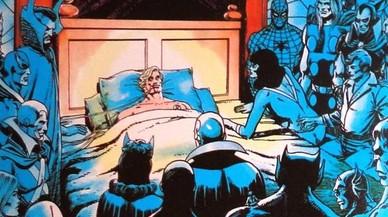 ¿Mueren de cáncer los superhéroes?