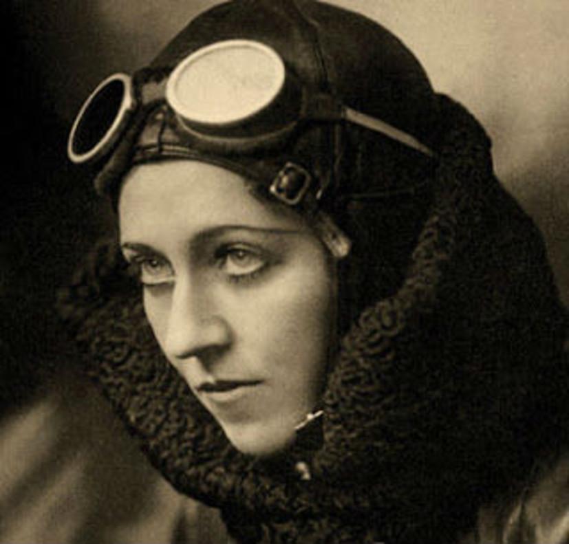 Amy Johnson, la misteriosa muerte de la pionera de la aviación