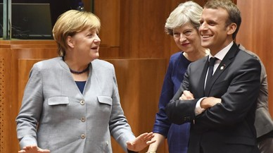 Huracán sobre la política alemana
