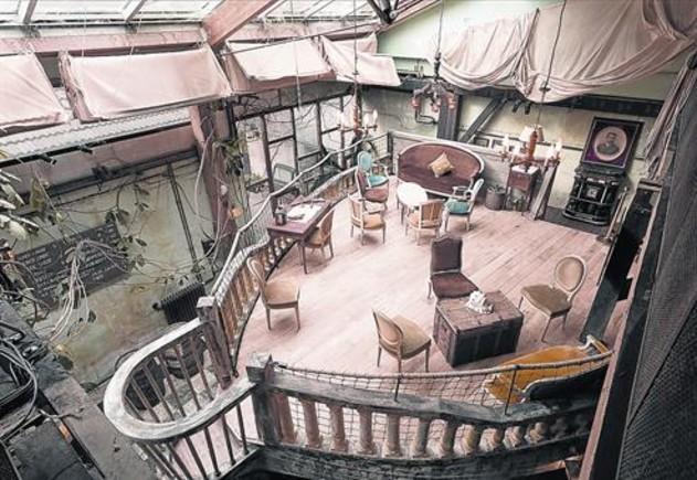 Le Comptoir Général: un crucero con escalas en el patio trasero