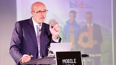 Carlos Grau, nuevo director del Mobile World Capital