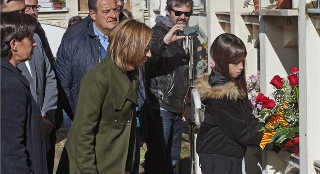 Chacón creu que Lluch s'entristiria per la relació Catalunya-Espanya