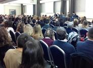 Sesión informativa sobre cláusulas suelos para profesionales en el Colegio de Abogados.