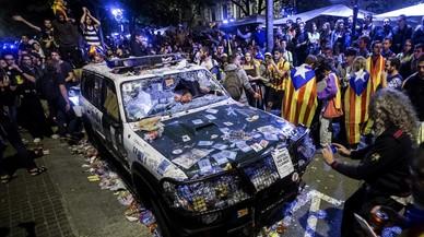 La Guardia Civil investiga los ataques contra sus coches y podría pedir responsabilidades