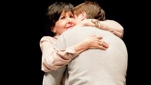 Concha Velasco protagoniza 'Olivia y Eugenio' en el teatro Goya de Barcelona.