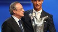 Cristiano Ronaldo, elegido mejor jugador de Europa de la pasada temporada