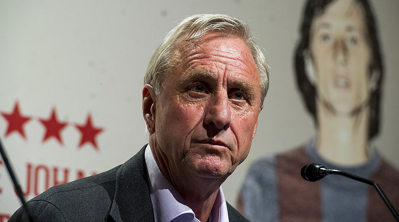 Catalunya es mira en Cruyff