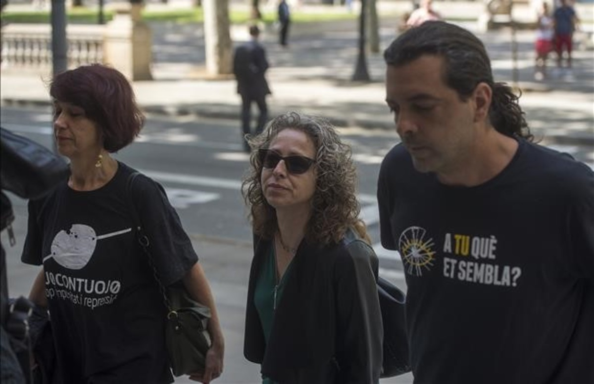 """Los Mossos admiten que el agente que mutiló a Quintana """"se está escondiendo"""""""