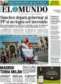 �Dejar� S�nchez gobernar al PP? �Aceptar� Puigdemont una v�a federal para Catalunya?