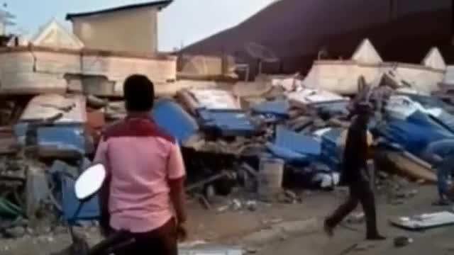 Un terratrèmol castiga la zona indonèsia escombrada fa 12 anys pel tsunami