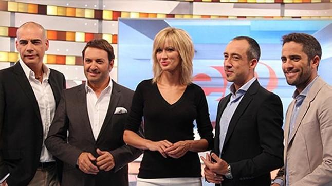 Nacho abad y susanna griso hablan de 39 espejo p blico 39 for Antena 3 espejo publico hoy