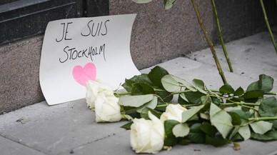 Los muertos del atentado de Estocolmo son dos suecos, un británico y un belga