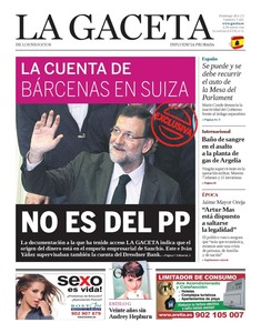 El lío del PP de Rajoy por la fortuna y los sobresueldos de Bárcenas y la casucha de Oleguer Pujol