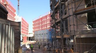 Els 143 nous pisos de protecció oficial de Gavà estaran acabats el 2017
