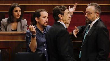 Obertura de la XII legislatura al Congrés, en directe