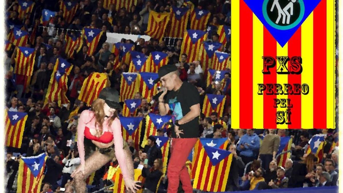 """Ciutadans y el """"perreo"""" independentista"""