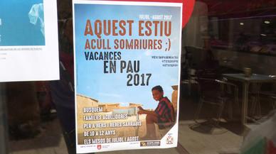 L'ACAPS de Gavà busca famílies que vulguin acollir nens sahrauís durant l'estiu