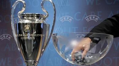 El sorteig de la Champions, en directe 'on line'