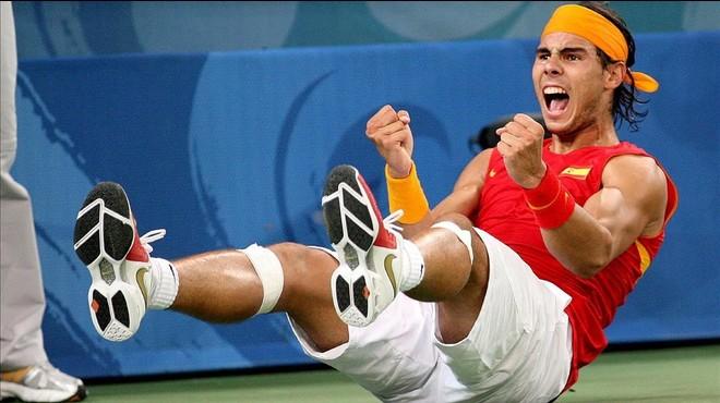 Nadal serà l'abanderat espanyol als Jocs de Rio
