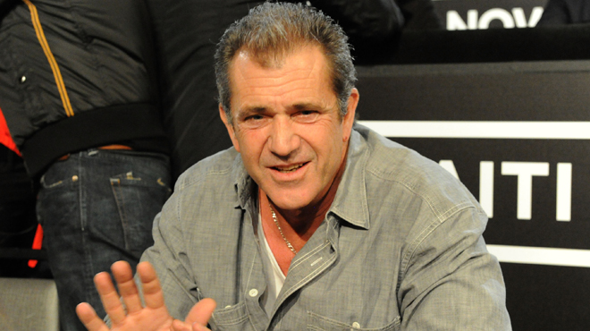 LOS HOLLYWOOD FILM AWARDS PREMIAN LA CARRERA DE MEL GIBSON