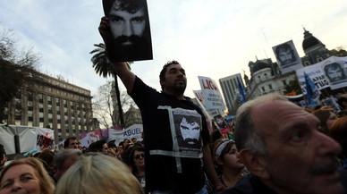 Achacada a la Policía la desaparición del joven activista argentino