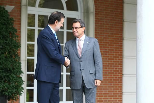"""Artur Mas tras el 'no' de Rajoy: """"La semana que viene tomaremos decisiones"""""""