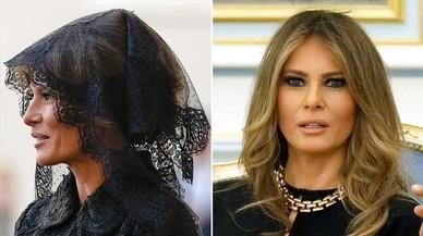 ¿Por qué Melania Trump se cubrió la cabeza ante el Papa y no en Arabia Saudí?