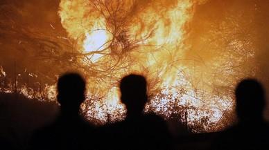 """La Fiscalía analizará si hubo """"planificación coordinada"""" en los incendios en Galicia"""