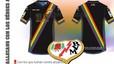 El Rayo Vallecano lluirà la bandera de l'arc de sant Martí en la segona equipació