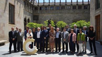 """L'alcaldessa de Rubí: """"Ens omple d'orgull acollir els Premis Nacionals de la Cultura 2017"""""""