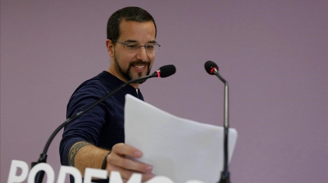 Podemos no logra sentar al PSOE a la mesa de izquierdas