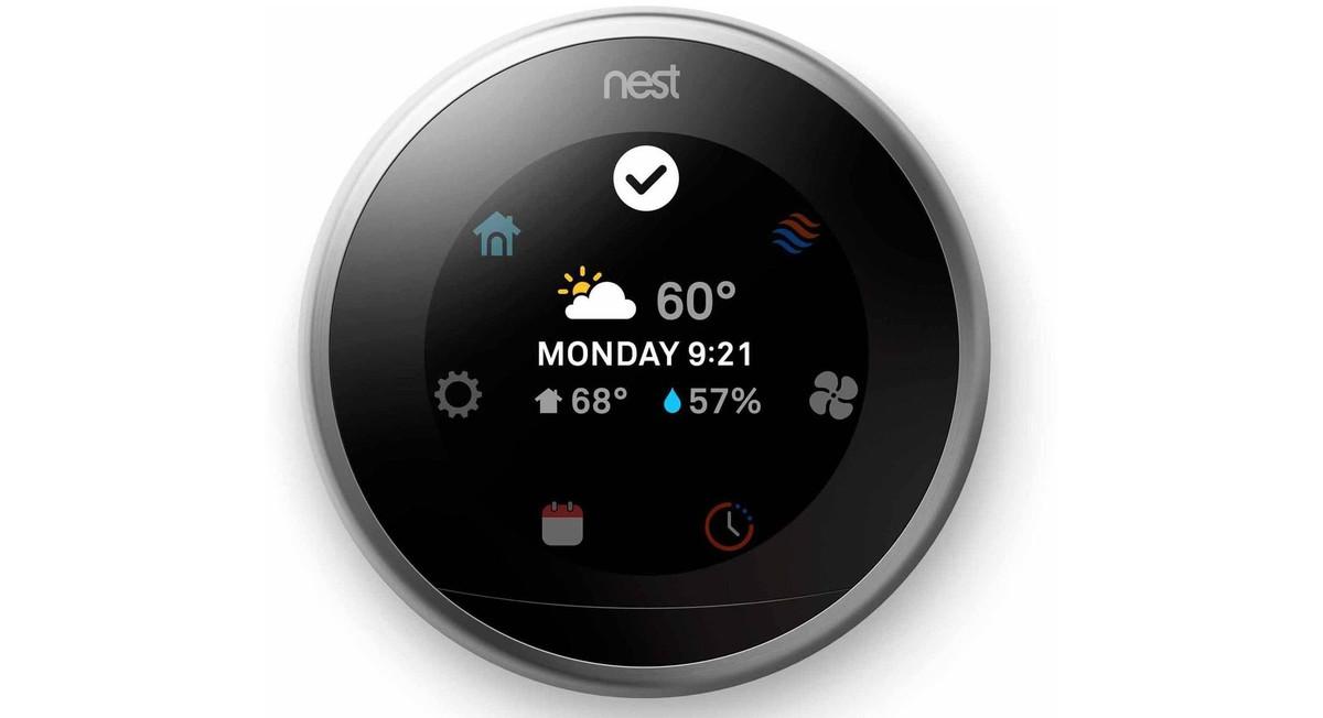 Nest lanza un termostato y cámaras de seguridad en España