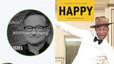 La mort de Robin Williams i el 'Happy' de Pharrell Williams, reis de Twitter i Spotify
