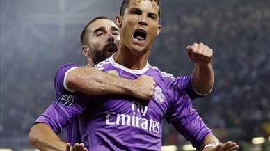 El Madrid surt en defensa de Cristiano Ronaldo