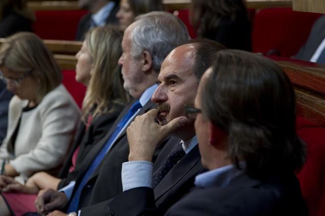 """Xavier Crespo: """"La reducción de impuestos a Petrov se contemplaba en las ordenanzas municipales"""""""