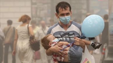 Més d'1,7 milions de nens moren cada any per causes mediambientals