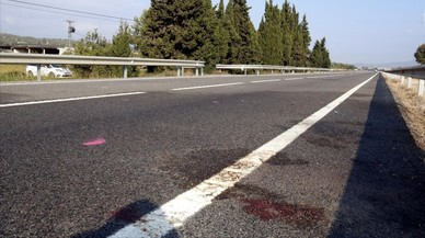 Dues persones moren en un accident de trànsit a la C-12 a Amposta