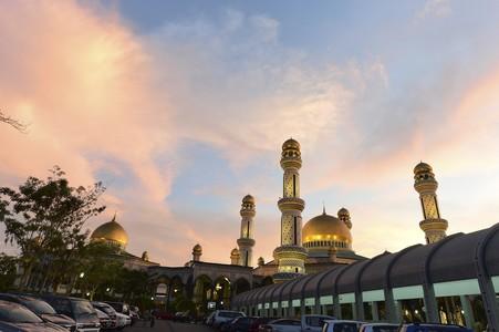 Brunei es un rico sultanato del sudeste asiático.
