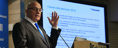 El Sabadell niega fuga de dep�sitos por el proceso soberanista