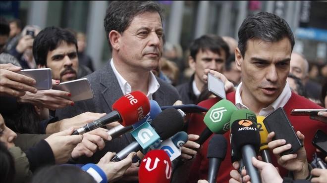 El baró gallec del PSOE renuncia a optar a la Xunta arran de 10 imputacions