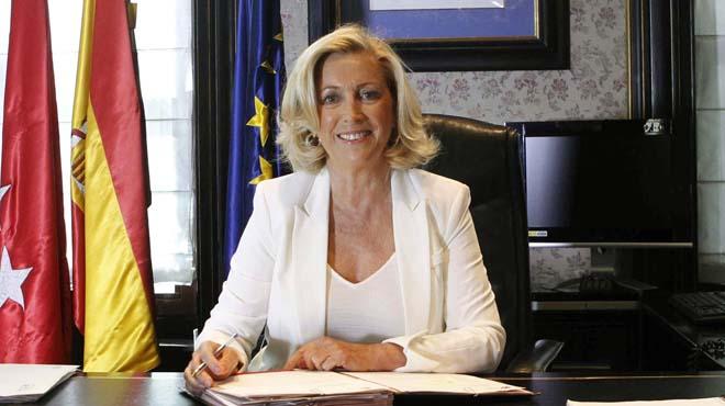 La Fiscalía denuncia a Dancausa por delito societario en Mercamadrid