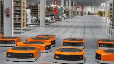 La robotització crearà dos milions de llocs de treball nets fins al 2030 a Espanya
