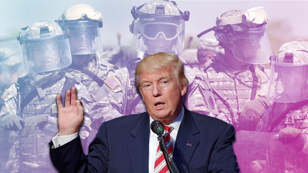 Trump veta la entrada de transexuales al ejército.