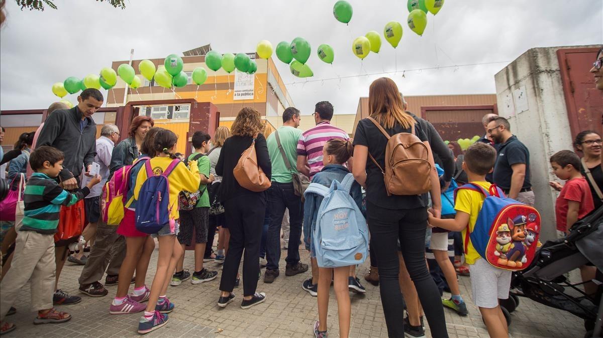 zentauroepp40070915 ripollet inicio del curso escolar en la escola pinetons de r170912102411