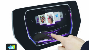 Pantalla 3D Touch Surface Display