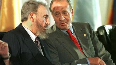 El rei Joan Carles assistirà dimarts al memorial per Fidel Castro
