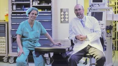 La braquiterapia acorta el tratamiento contra el cáncer de mama