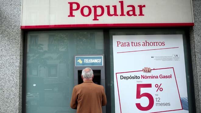 El Banco Santander compra el Banco Popular per un euro